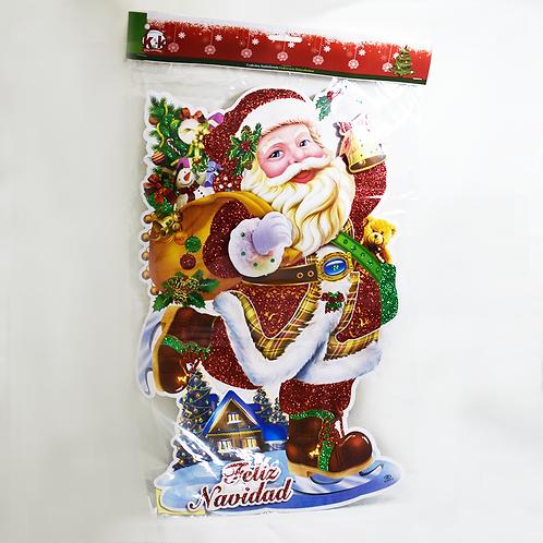 Cod. - 17857 - Cartel Feliz Navidad Ns229508