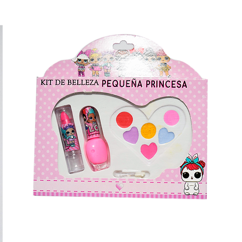 Kit Pequeña Princesa 4450