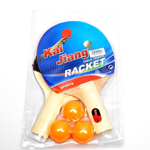 Paleta De Ping Pong En Blister 5358/2