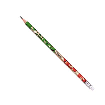 Lápiz Grafito Goma Hb Angry Birds X6 851761
