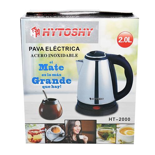 JARRA DE ACERO INOX ELECTRICA HYTOSHY HT2000