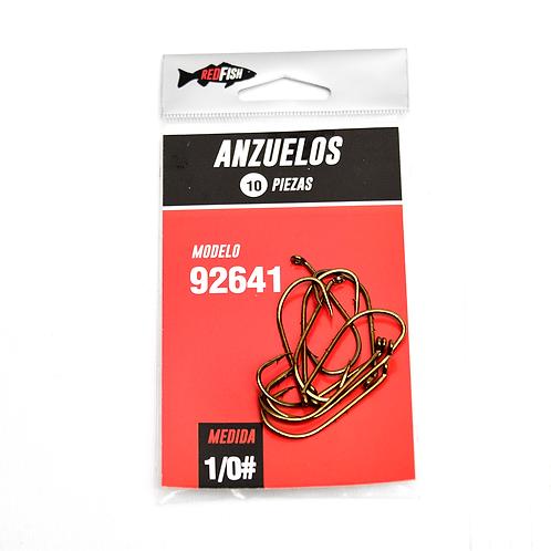 Anzuelo En Bolsa X10 92641-1/0B
