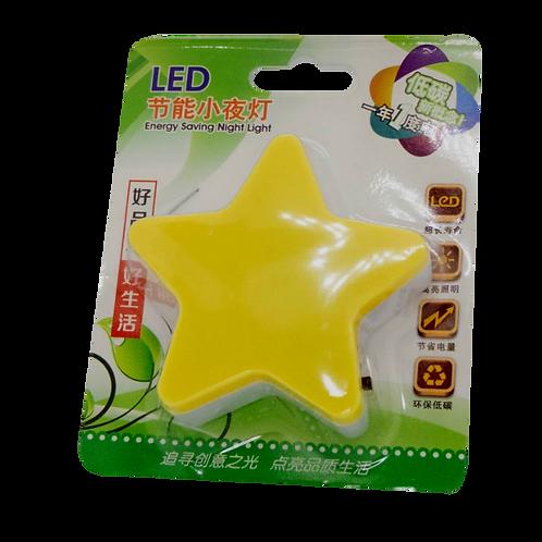 Cod. - 18184 - Luz De Noche Estrella 220V Nl2701 12125