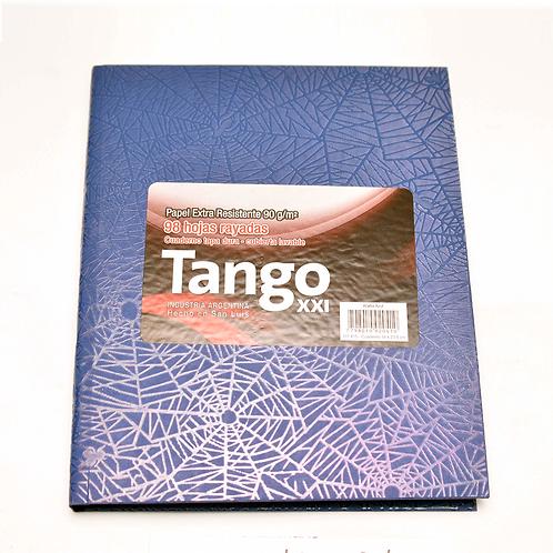 Cuaderno Tango Xxi T/C 19X23.5 98Hjs