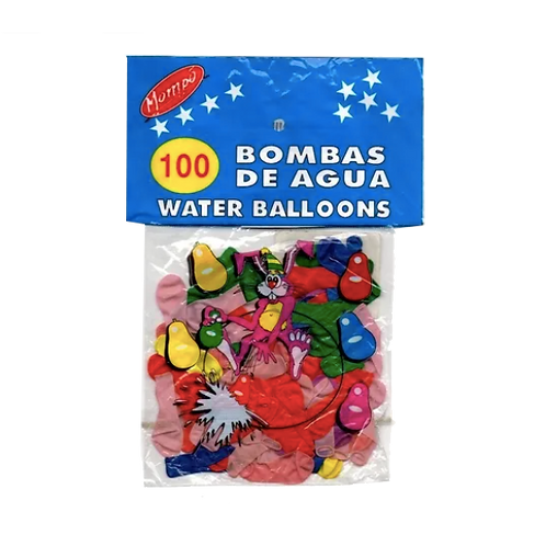 Cod. - 18755 - Bombitas De Agua Mompo