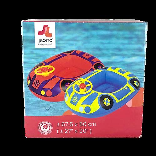 Baby Boat Autito En Caja Jl036005Npf