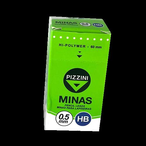 Minas 0.5Mm pizzini Hb 60 S5300Hb