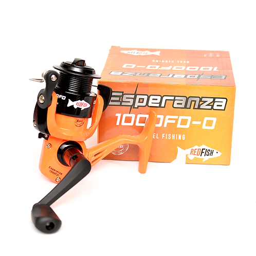 Reel Fluo Naranja F1000O