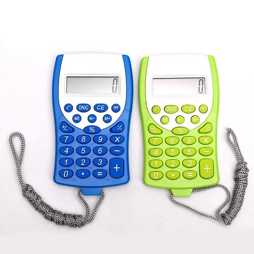 Calculadora C/Cordon En Bolsa Z2191