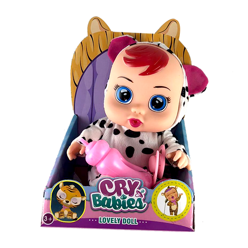 Cod. - 18037 - Bebote Cry Babies Kq10 Mediano