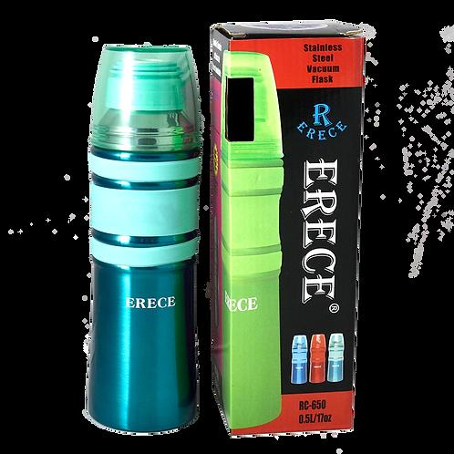 Botella Termica Tapa Transparente 500Ml Fl105