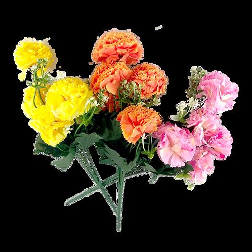 Cod. - 15410 - Ramo Flores X5 Clave Colores Fuertes Yw3290