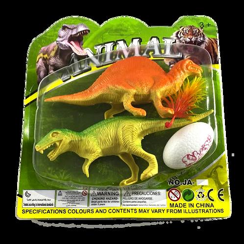 Dinosaurio + Huevo 19X18 Nl2967