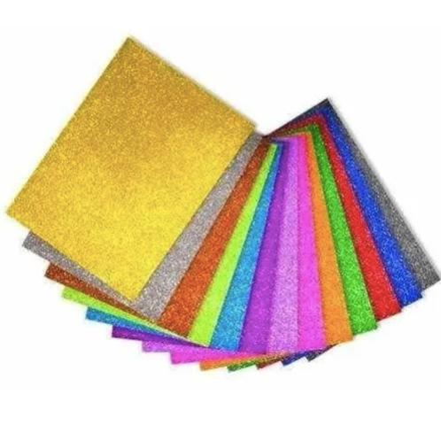 Cod. - 15813 - Cartulina  Hologramada Glitter 50X35 14509