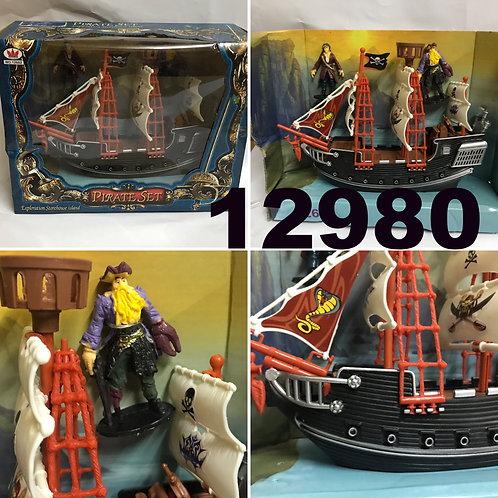Cod. - 12980 - Barco Pirata Chico 16552