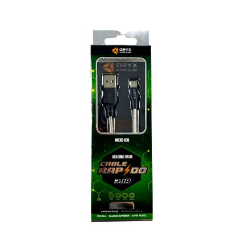 Cod. - 18599 - Cable Oryx Usb V8 W8201