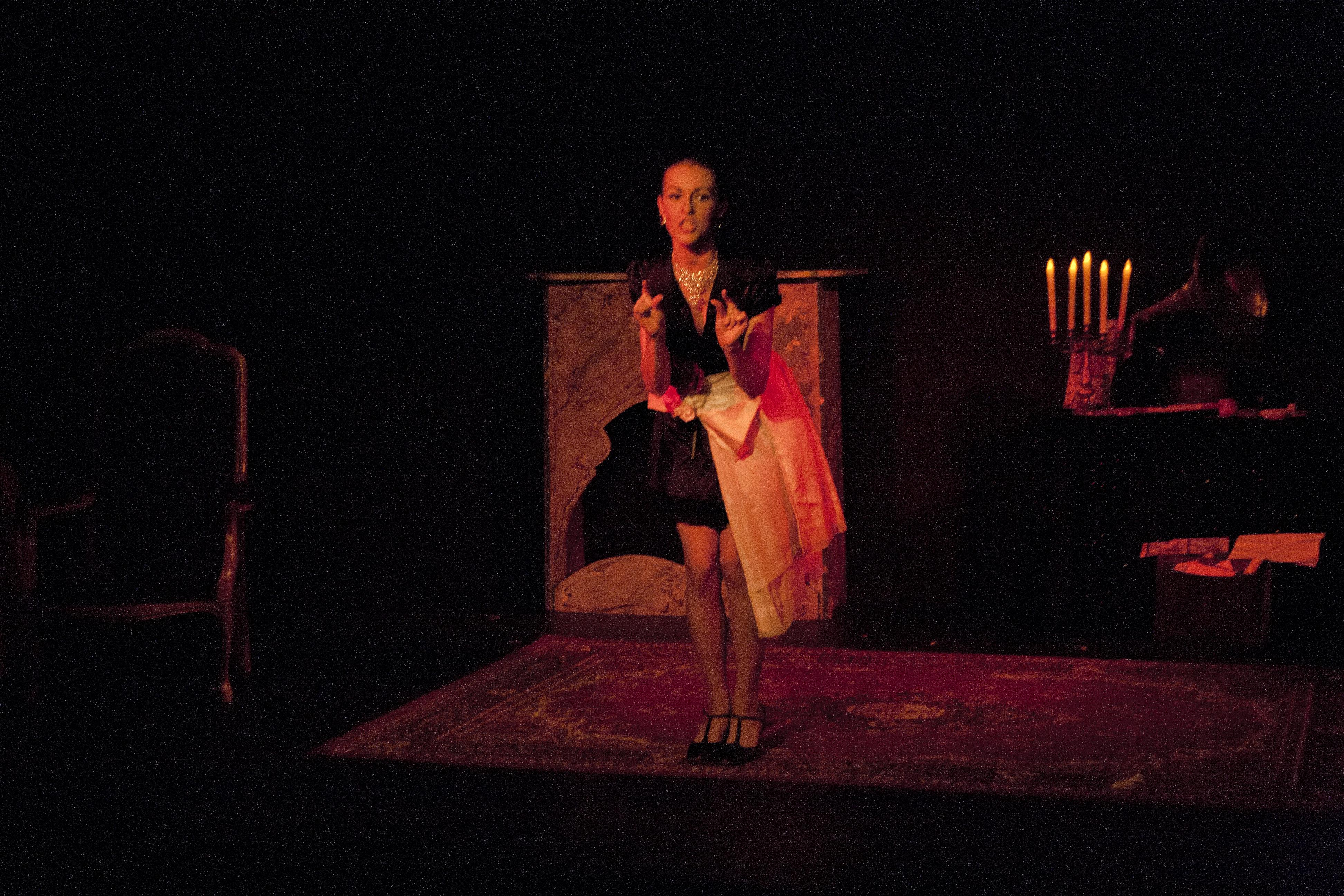 JDE - Folie Théâtre (mars à mai 2015)