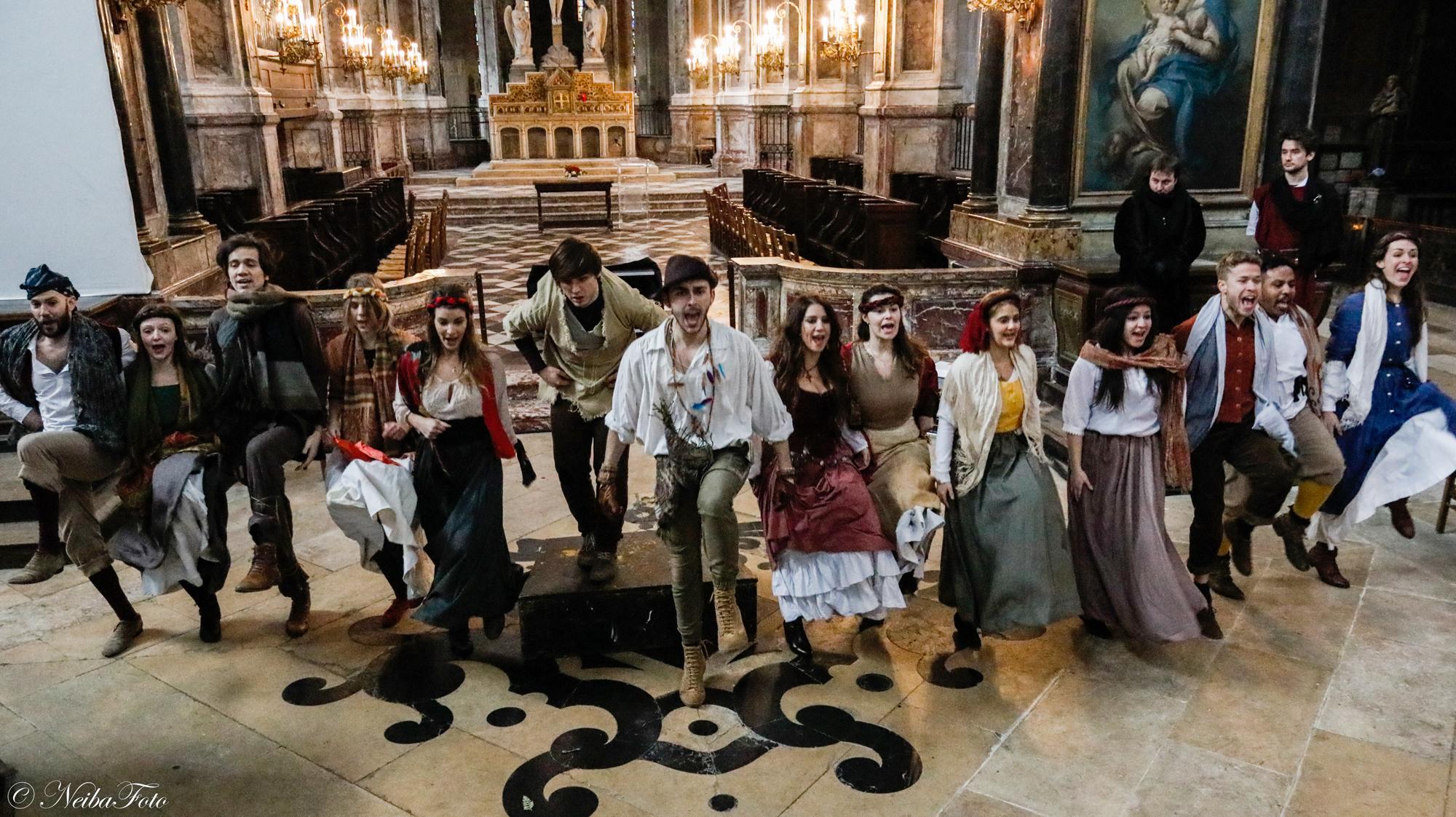 Bossu de Notre Dame (mars 2018)
