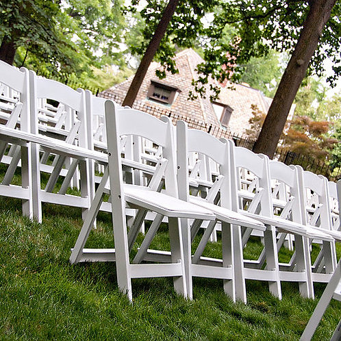 Resin Folding Chairs