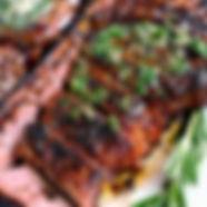 flat iron steak with herb butter.jpg