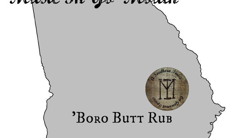 Boro Butt Rub