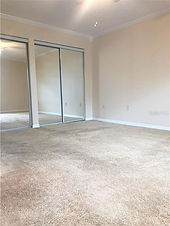 You'll love the large master bedroom with double closet at this Leesburg rental