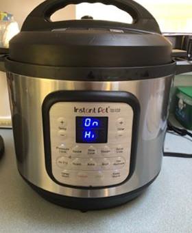 Instant Pot - Chicken Marsala