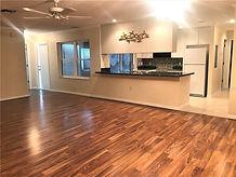 This Leesburg Florida rental features an open floorplan