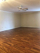 This Lake County rental features Pergo and tile flooring