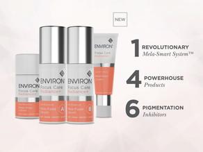 Environ launches Focus Care™ Radiance+ Range