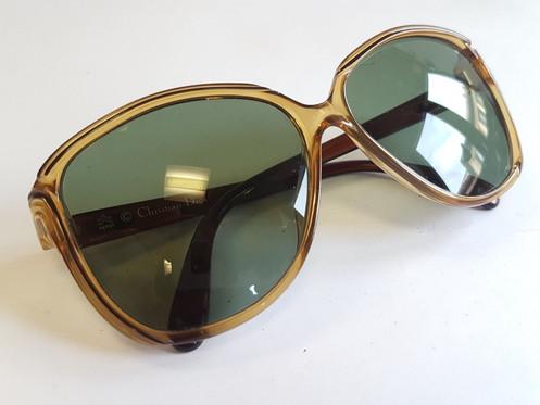 c88c361b8037 Christian Dior Sunglasses True Vintage 1960's Lunettes De Soleil ...