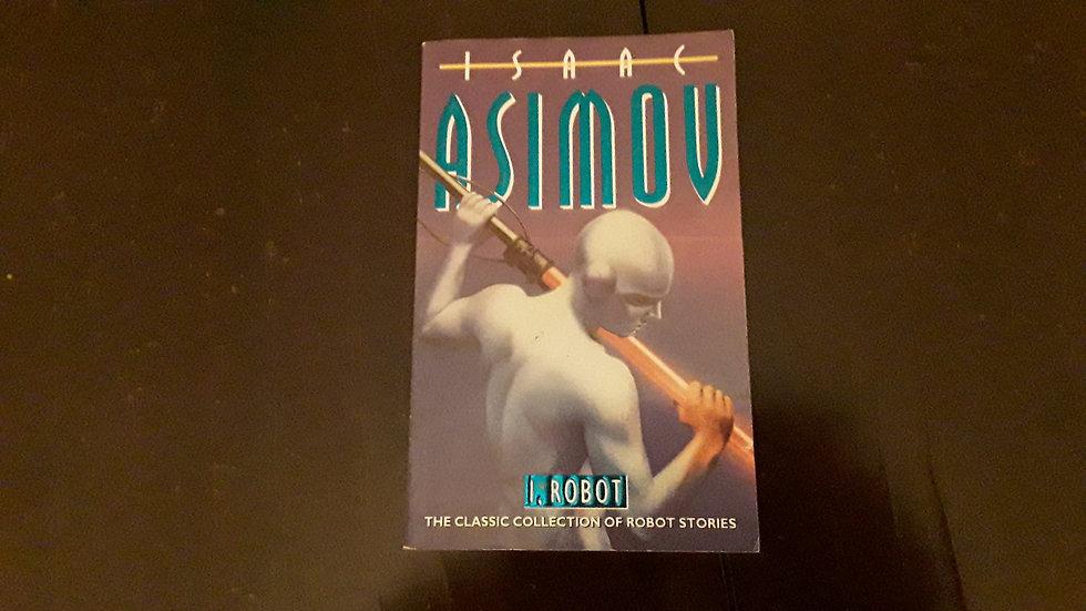 I, ROBOT - Isaac Asimov | Okypus Antique Bookshop