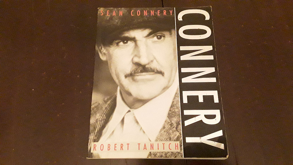 SEAN CONNERY - Robert Tanitch  | Okypus Antique Bookshop