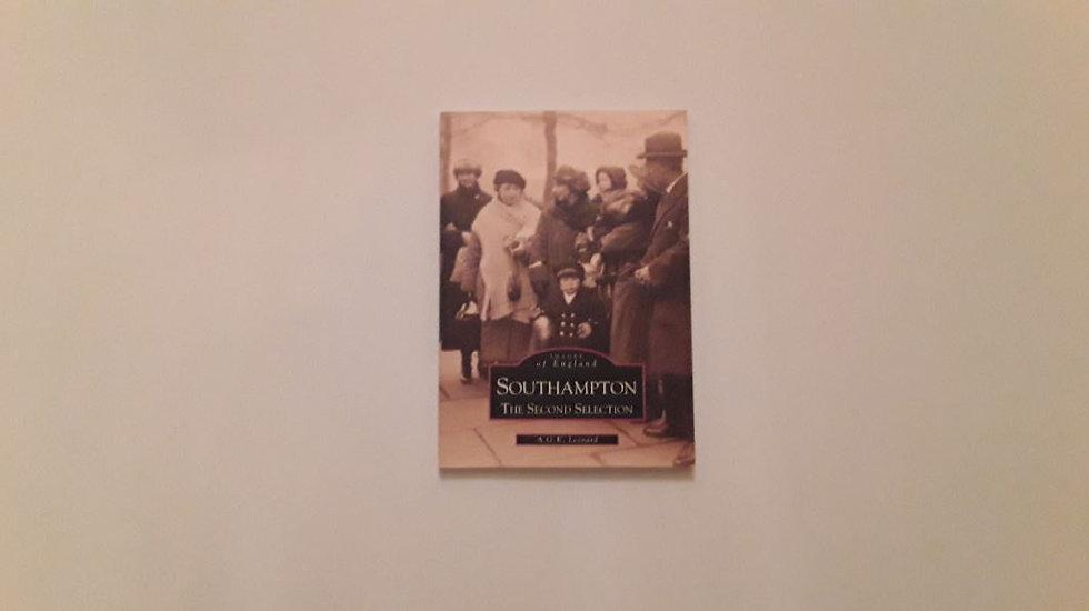 Southampton: The Second Selection (Images of England) - OKYPUS RARE BOOKS - ΩΚΥΠΟΥΣ ΣΠΑΝΙΑ ΒΙΒΛΙΑ