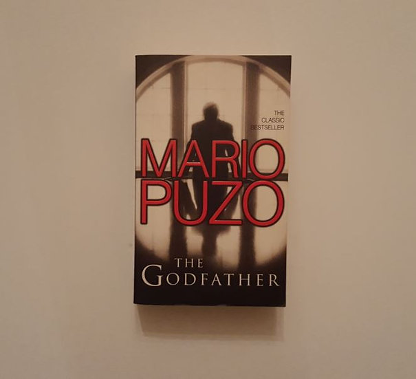 THE GODFATHER - Mario Puzo - ΩΚΥΠΟΥΣ ΠΑΛΑΙΟΒΙΒΛΙΟΠΩΛΕΙΟ