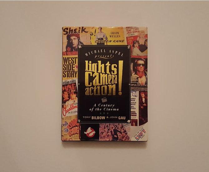 LIGHTS CAMERA ACTION! - Tony Bilbow & John Gau - ΩΚΥΠΟΥΣ ΜΕΤΑΧΕΙΡΙΣΜΕΝΑ ΒΙΒΛΙΑ
