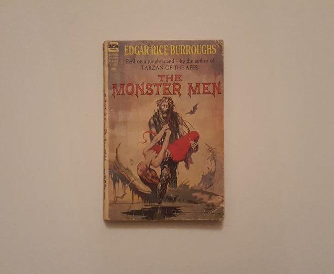 THE MONSTER MEN - Edgar Rice Burroughs - ΩΚΥΠΟΥΣ ΠΑΛΑΙΟΒΙΒΛΙΟΠΩΛΕΙΟ