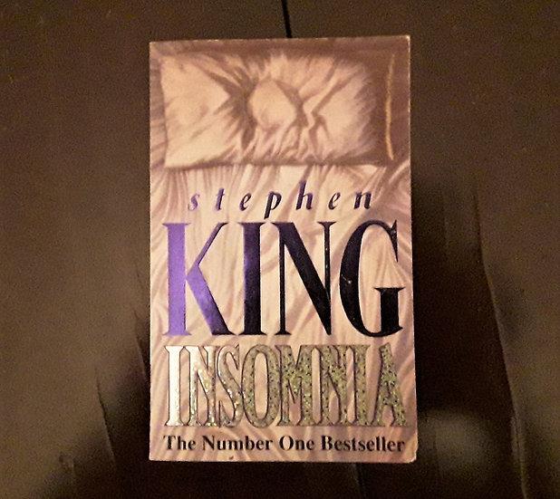 INSOMNIA - Stephen King | Okypus Antique Bookshop