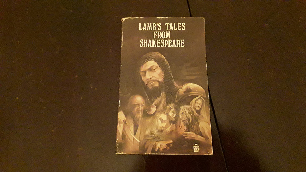 LAMB'S TALES FROM SHAKESPEARE - Charles & Mary Lamb  | Okypus Antique Bookshop
