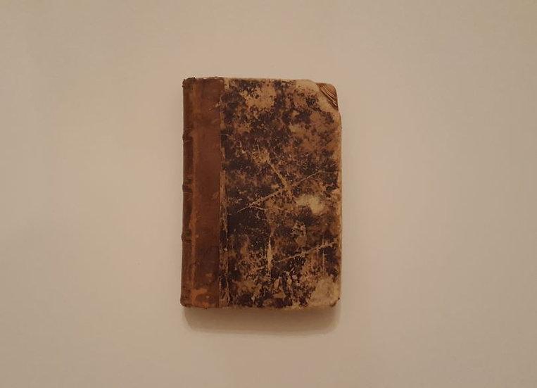 ΟΜΗΡΟΥ ΟΔΥΣΣΕΙΑ - HOMERI ODYSSEA (1864) - ΩΚΥΠΟΥΣ ΠΑΛΑΙΟΒΙΒΛΙΟΠΩΛΕΙΟ