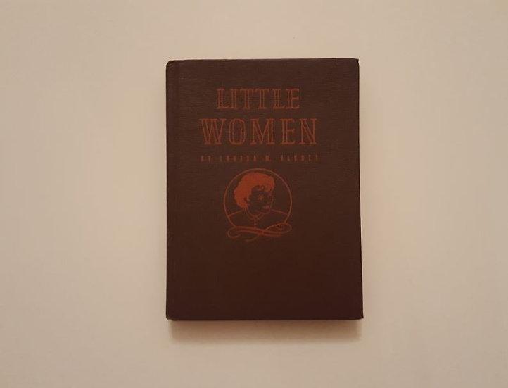 LITTLE WOMEN (1935) - Louisa M. Alcott - OKYPUS BOOKS
