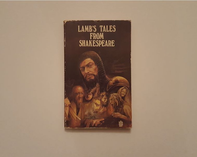 LAMB'S TALES FROM SHAKESPEARE - Charles & Mary Lamb - ΩΚΥΠΟΥΣ ΠΑΛΑΙΑ ΒΙΒΛΙΑ