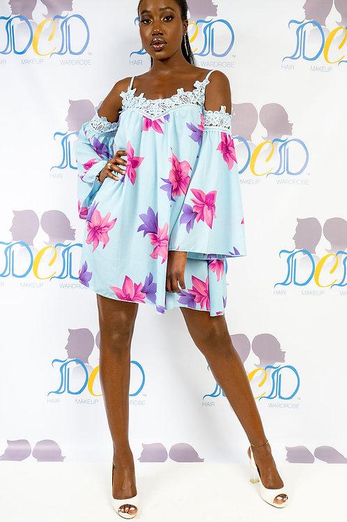 Peeka-Boo Doll Dress
