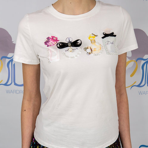 Perfume Elegance T-shirt
