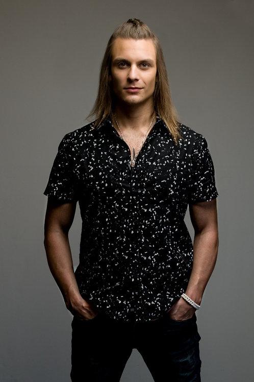 Sydney Black Shirt