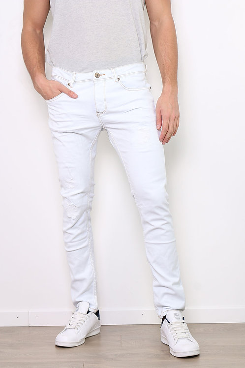 Men's Skinny Jeans with Details