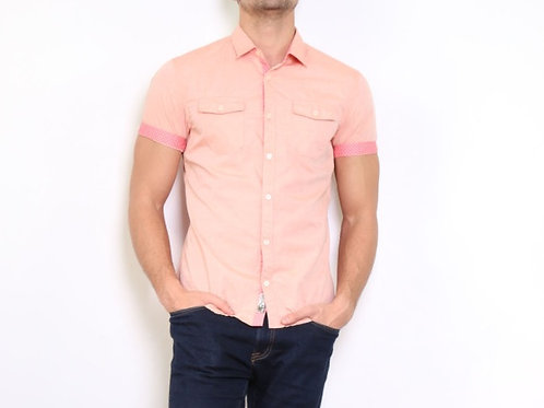 Coral Short Sleeve Shirt