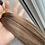 Thumbnail: Full hode tykke keratin punkter med påsett 50cm