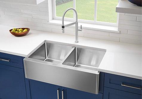 Blanco Quatrus R15 U 2 Apron Kitchen Sink