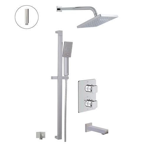 ALT Riga 3-Way Thermostatic Shower Kit